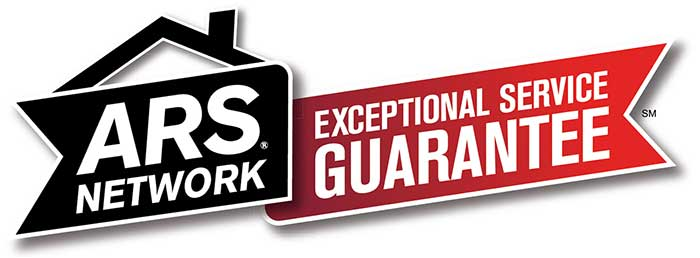 ARS Service Guarantee Logo